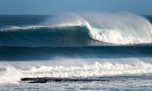 On the crest of a wave: surfing camp proponents say North Korea has pristine beaches, virgin waves and the potential to become an international wave-riding destination.