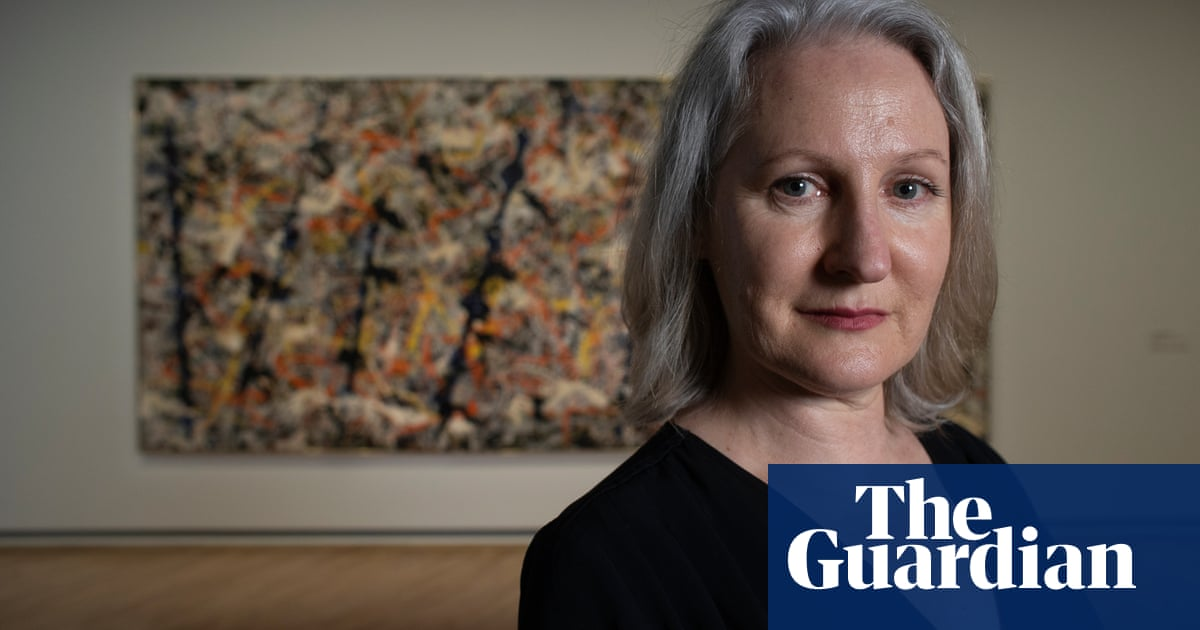 Angela O'Keefe on Jackson Pollock's Blue Poles – and engaging with the art of awful men