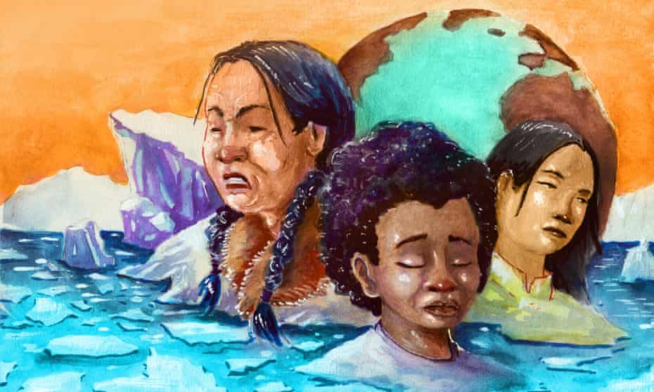 Solastalgia: 'I am homesick for my home even though I am still here'