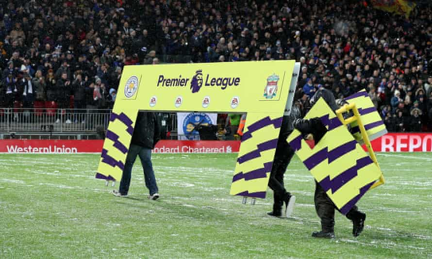 Premier League football has been suspended until 4 April.