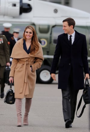 With Jared Kuschner arriving in Davos, Switzerland for the World Economic Forum (WEF) annual meeting