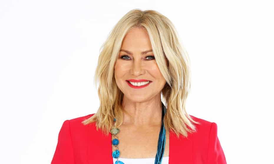 Kerri-Anne Kennerley, a host of Studio 10