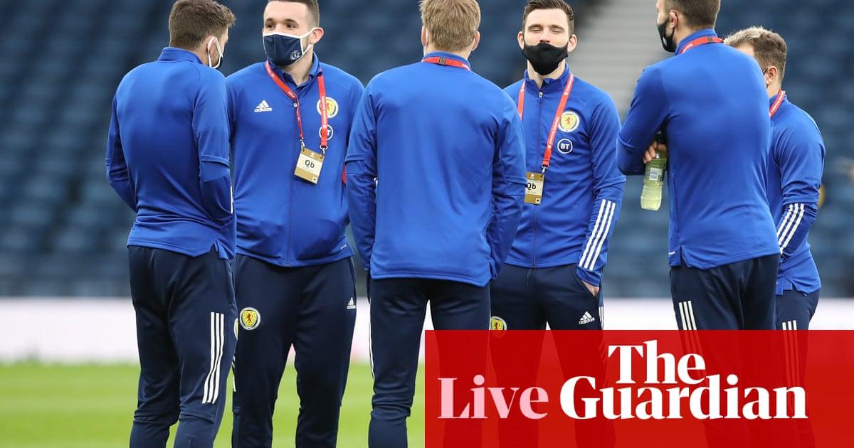 Scotland v Faroe Islands, Spain v Kosovo: World Cup qualifying – live!