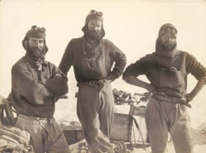 Photograph from the Expedition.