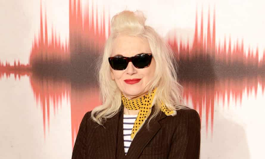 'My life is nothing to me if I'm not working' … fashion designer Pam Hogg.