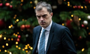 Julian Smith, the Conservative chief whip, was fighting a losing battle against the rebels.