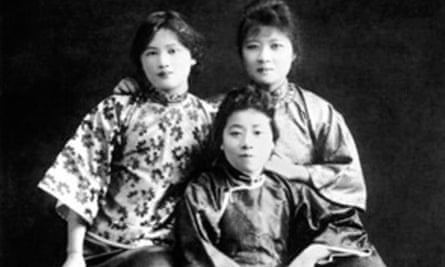 Qingling, Ailing and Meiling Song all played dominant roles in 20th-century Chinese life.