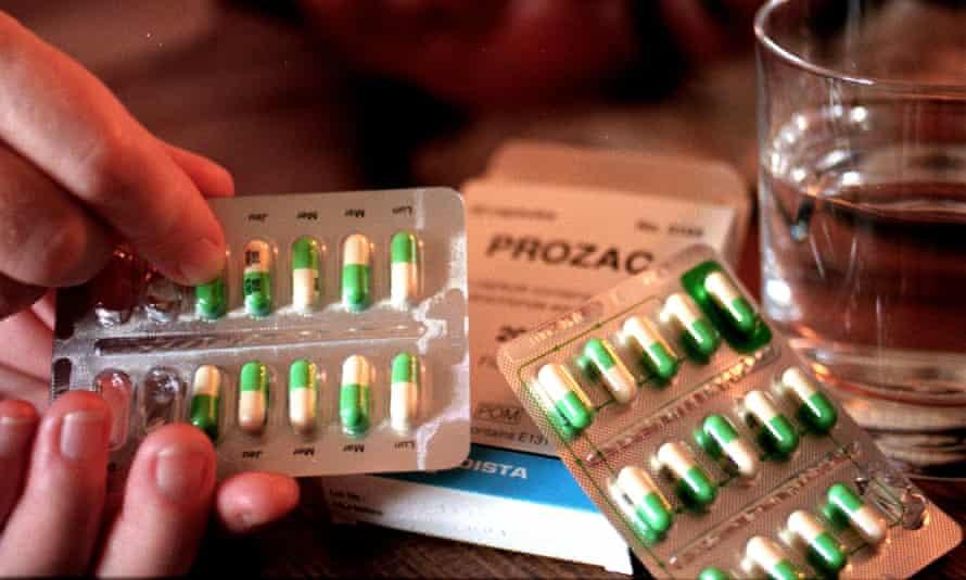 Prozac packets