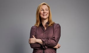Laura Linney, photographed at St. Ann's Warehouse in New York.