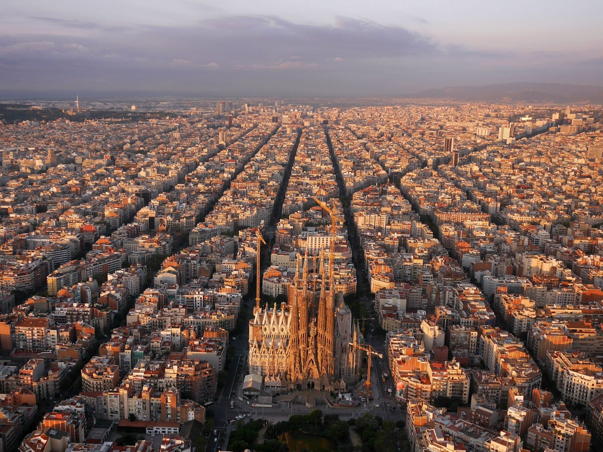 Story Of Cities 13 Barcelona S Unloved Planner Invents Science Of Urbanisation Cities The Guardian