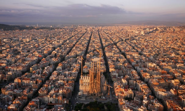 Story of cities #13: Barcelona's unloved planner invents