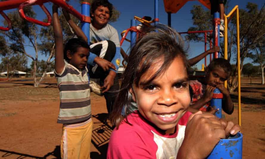 Indigenous kids