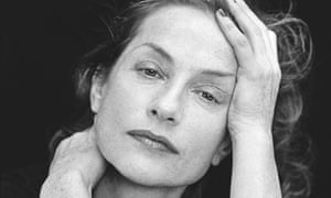 "'Not all movies are definitive – but there is always a necessity for me, a reason for me to have done the movie"" … Isabelle Huppert"