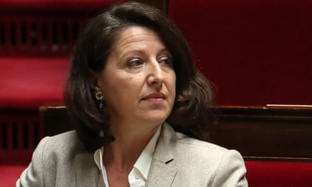 French health minister Agnès Buzyn