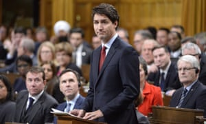 Justin Trudeau had promised during his successful 2015 election campaign that Canada would have a new voting system in place by the 2019 election.