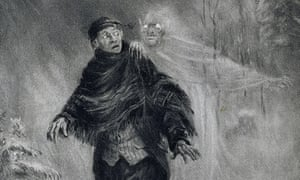 Guardian Live | Ghost stories