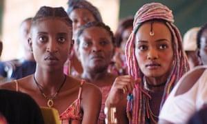 A still from the Kenyan film Rafiki.