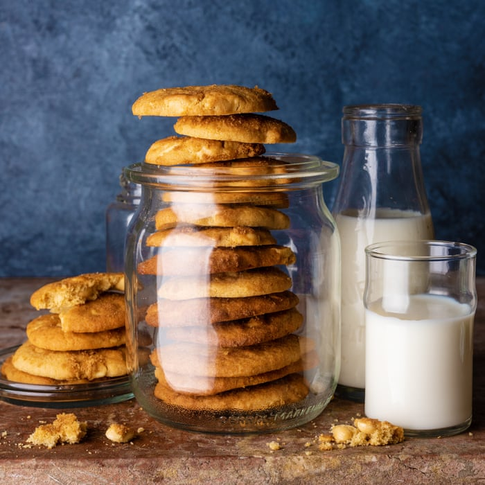 Butter Fingers And Salty Sweet Peanut Cookies 20 Best Biscuit