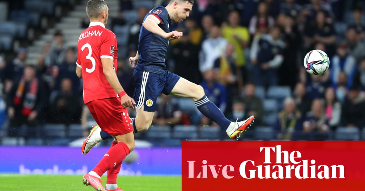 Scotland v Moldova, Ukraine v France and more: World Cup qualifying – live!