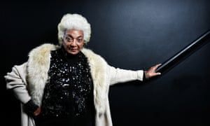 Nichelle Nichols: 'Dr King knew more about me, where I was going to in my life, than I did.'
