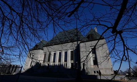 Canada's supreme court: a judicial watchdog said Judge Robin Camp should be removed from the bench over remarks he made during a rape trial.
