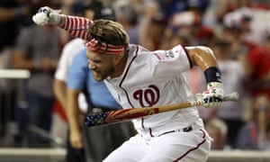 Bryce Harper is one of the best power hitters in baseball