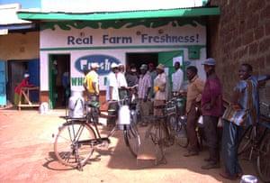 Githunguri Dairy Farmers' Co-operative, Kenya.