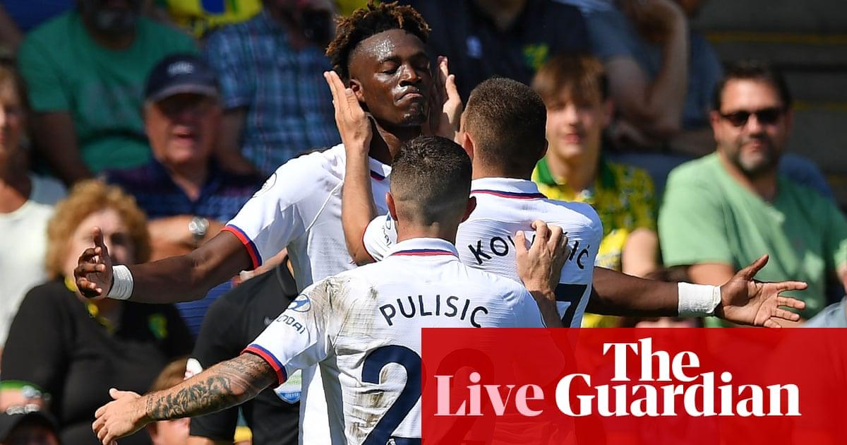 Norwich City 2-3 Chelsea: Premier League – live!