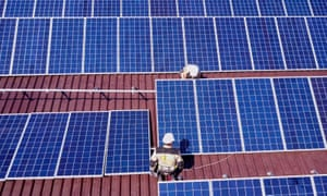 solar panels, Krasnodar
