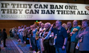 nra national rifle association annual meeting