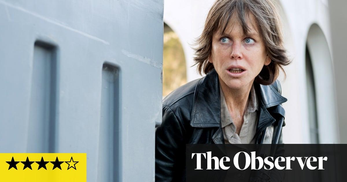 Destroyer review – Kidman's bad cop blows them away
