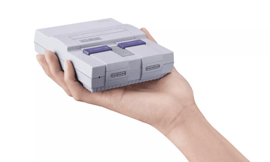 Nintendo Mini SNES, US version