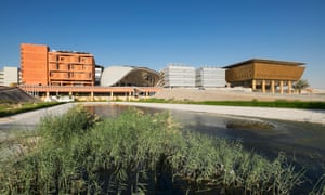 Institute of Science and Technology at Masdar