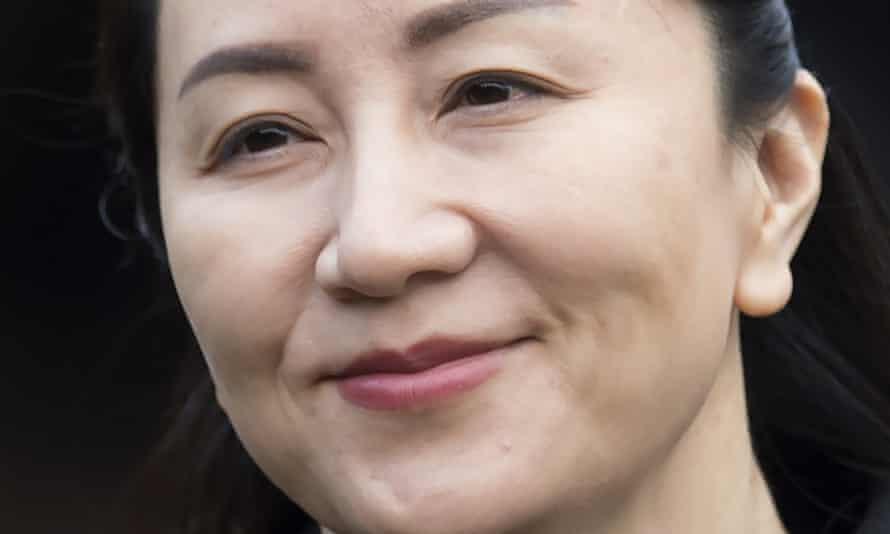 Huawei's chief financial officer Meng Wanzhou