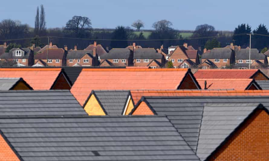 Housing associations made £3.5bn last year despite an annual rent cut; tenants may be the ones paying. Joe Giddens/PA Wire