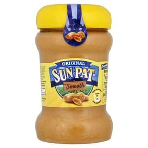 Sun Pat peanut butter