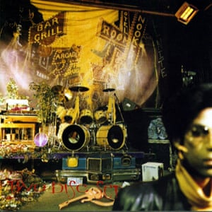 Prince's Sign o' the Times album