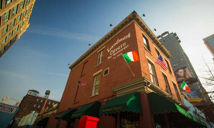 The Landmark Tavern, New York