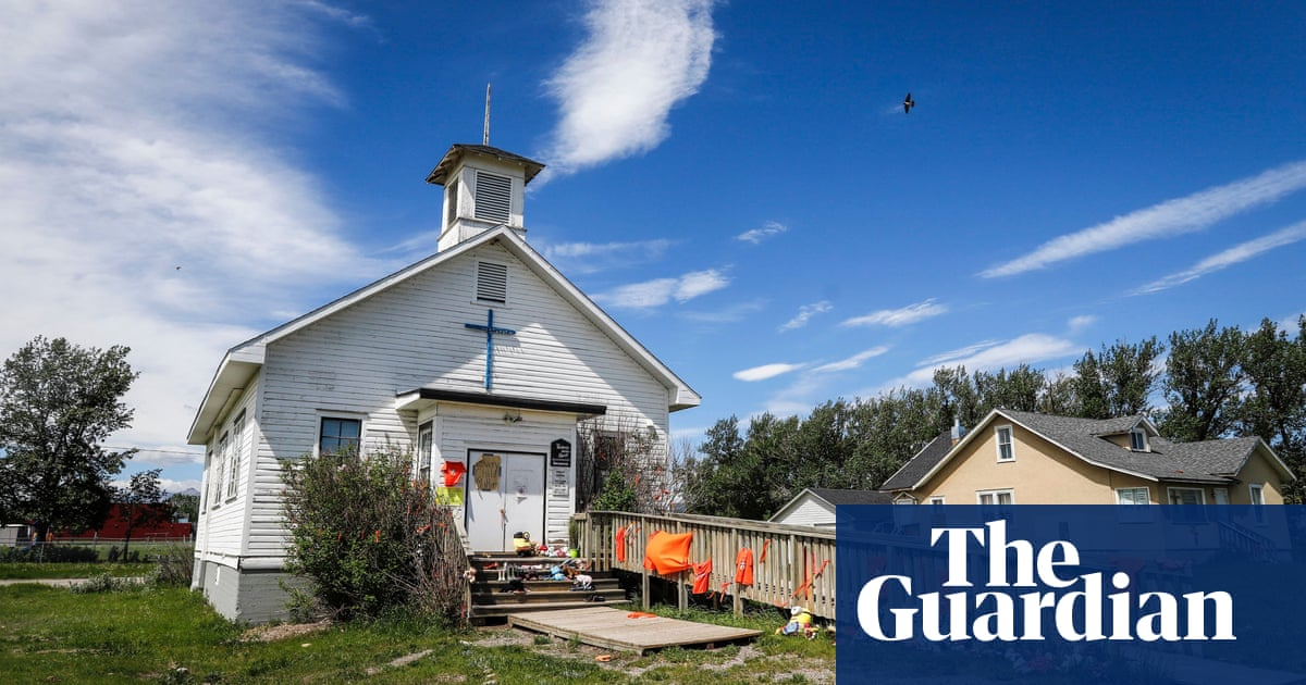 Two Catholic churches destroyed by fire on First Nations reserves in Canada
