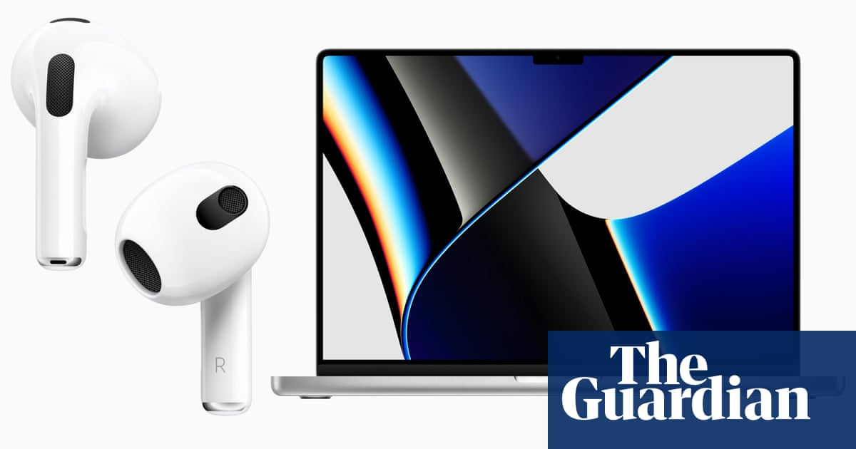 Apple launches new AirPods and revamped MacBook Pro laptops
