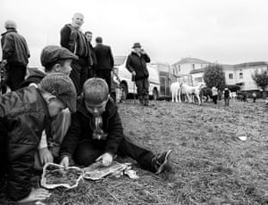 'Photographs, taken in Galway, Limerick, Cork and Tipperary, celebrate the vitality, beauty and cultural pride of minority children to whom such terms are all too rarely applied. Moreover, the words of her young subjects underscore that this is beauty and vitality according to Traveller definitions and not those of mainstream Irish society.'