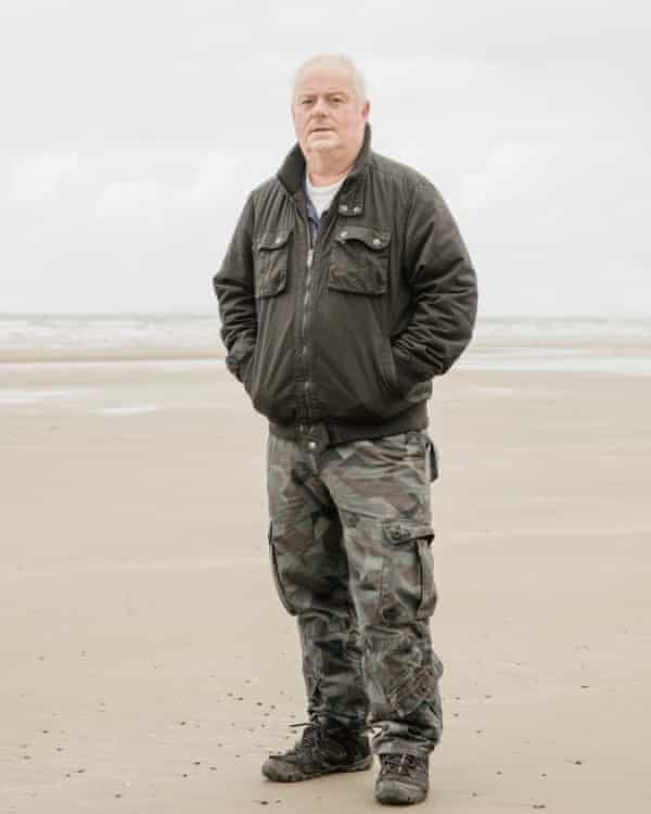 Angling journalist Mike Thrussell