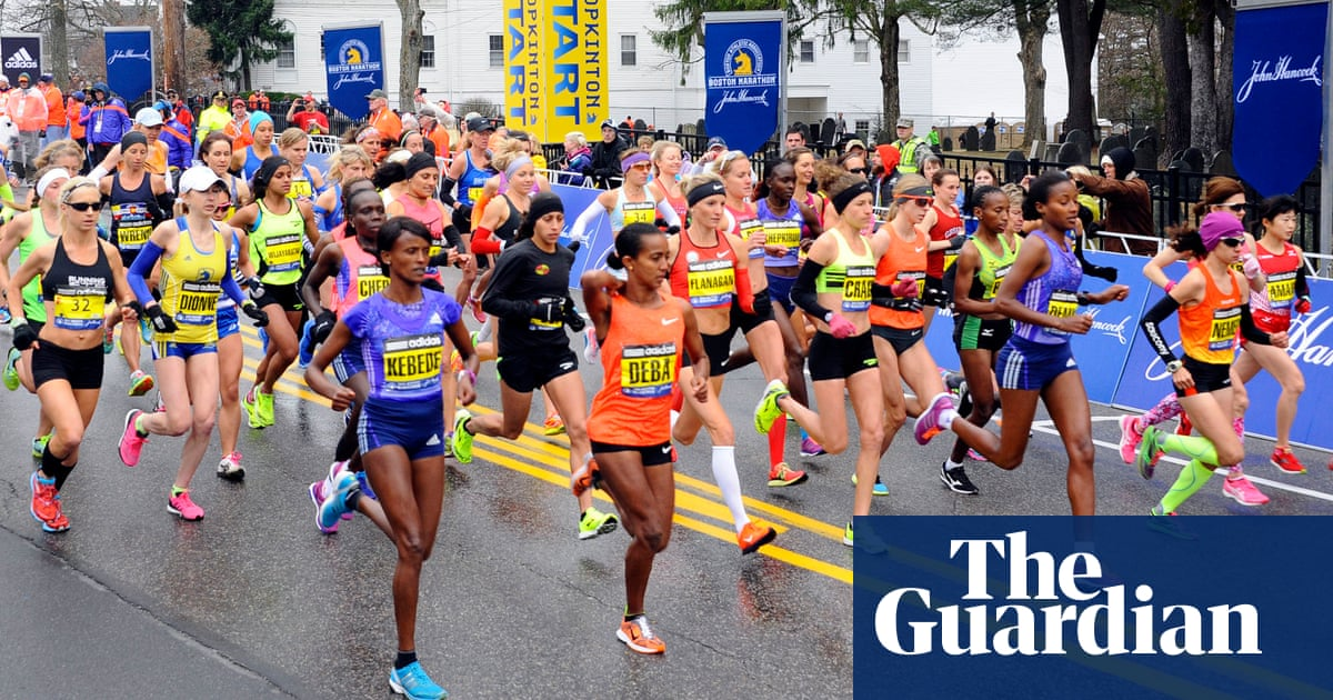 How the Boston Marathon is helping a city reckon with a troubled racial past