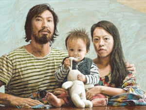 Little Family, 2019 by Gene Hart-Smith
