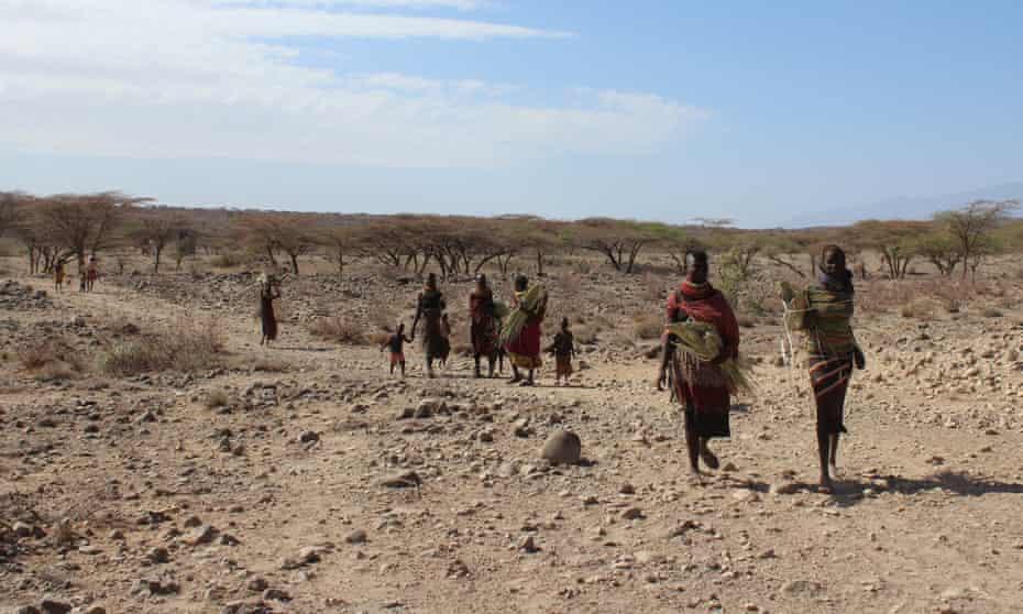 Kenya wind farm project in Turkana