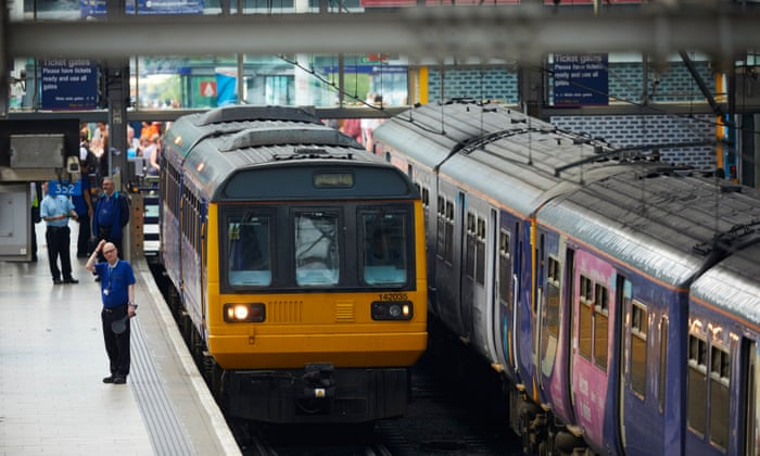 Rail timetable changes come into effect as industry reels