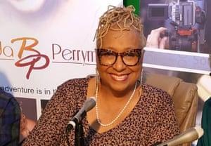 Brenda Perryman, longtime Detroit educator and talk show host.