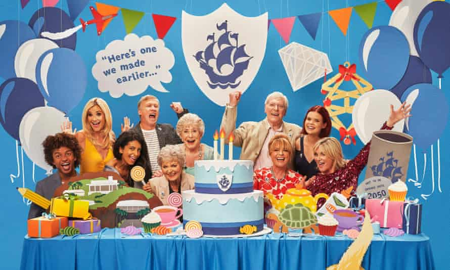 Blue Peter Big Birthday episode