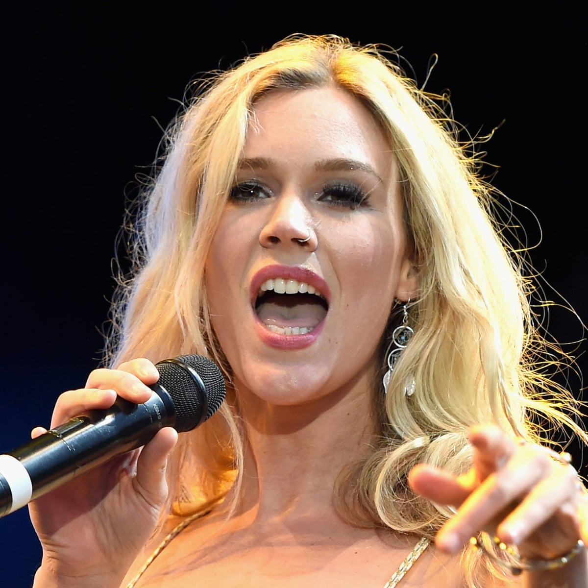 Joss Stone 'detained and deported' from Iran | Joss Stone | The Guardian
