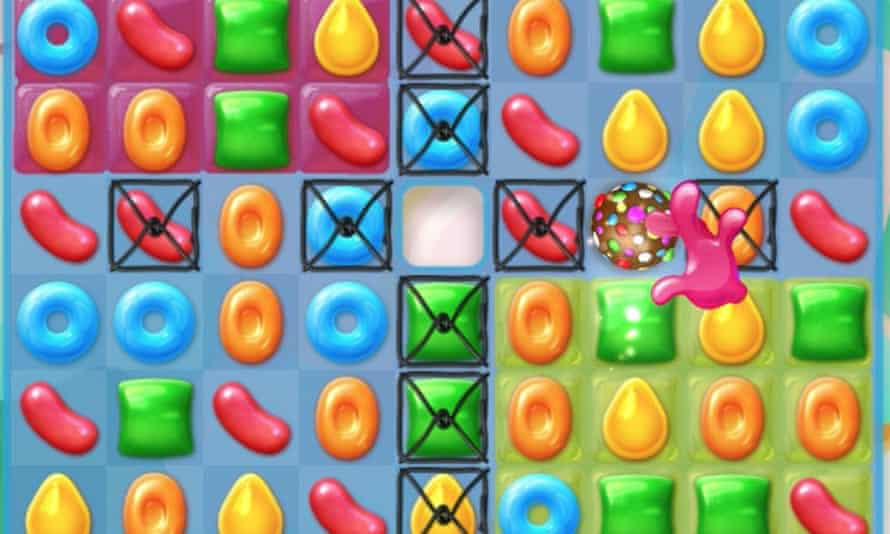 Candy Crush Jelly Saga features boss battles as its key new feature.
